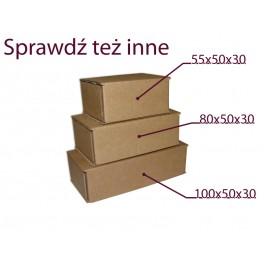 pudełka fasonowe 100x50x30