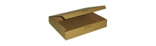 pudełka tekturowe fasonowe - długość od 400 do 500 mm.