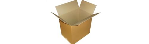 pudełka tekturowe klapowe - długość od 400 do 500 mm.